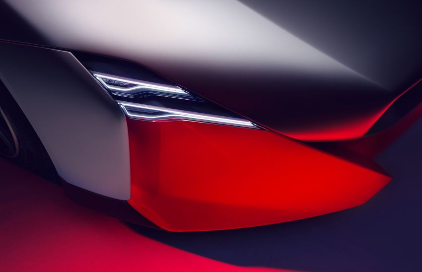 BMW Vision M Next previews M1 supercar's successor – a dedicated 600 hp, carbon-bodied plug-in hybrid Image #976662