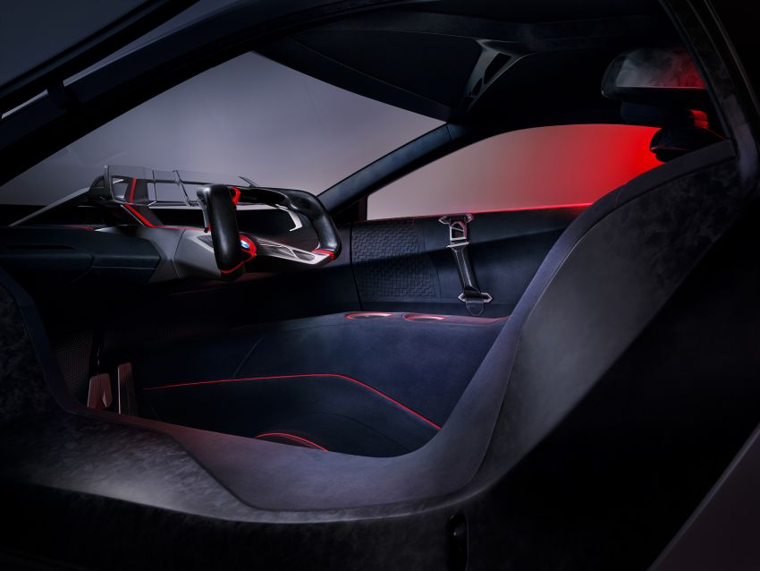 BMW Vision M Next previews M1 supercar's successor – a dedicated 600 hp, carbon-bodied plug-in hybrid Image #976663