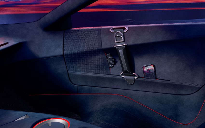 BMW Vision M Next previews M1 supercar's successor – a dedicated 600 hp, carbon-bodied plug-in hybrid Image #976667