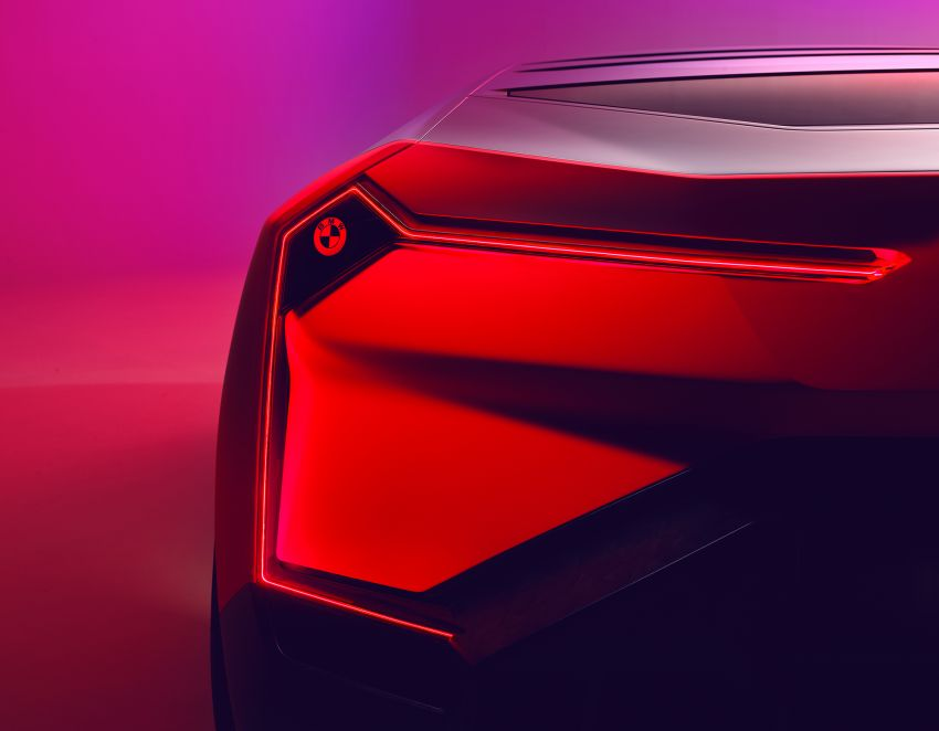 BMW Vision M Next previews M1 supercar's successor – a dedicated 600 hp, carbon-bodied plug-in hybrid Image #976636