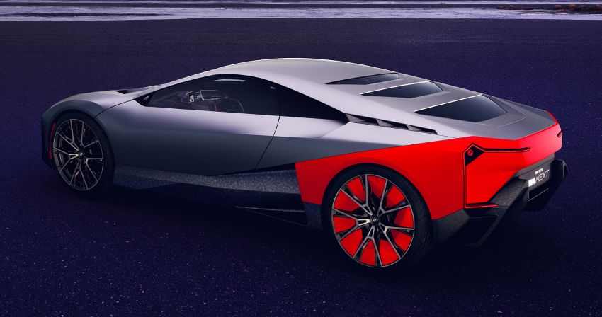 BMW Vision M Next previews M1 supercar's successor – a dedicated 600 hp, carbon-bodied plug-in hybrid Image #976637