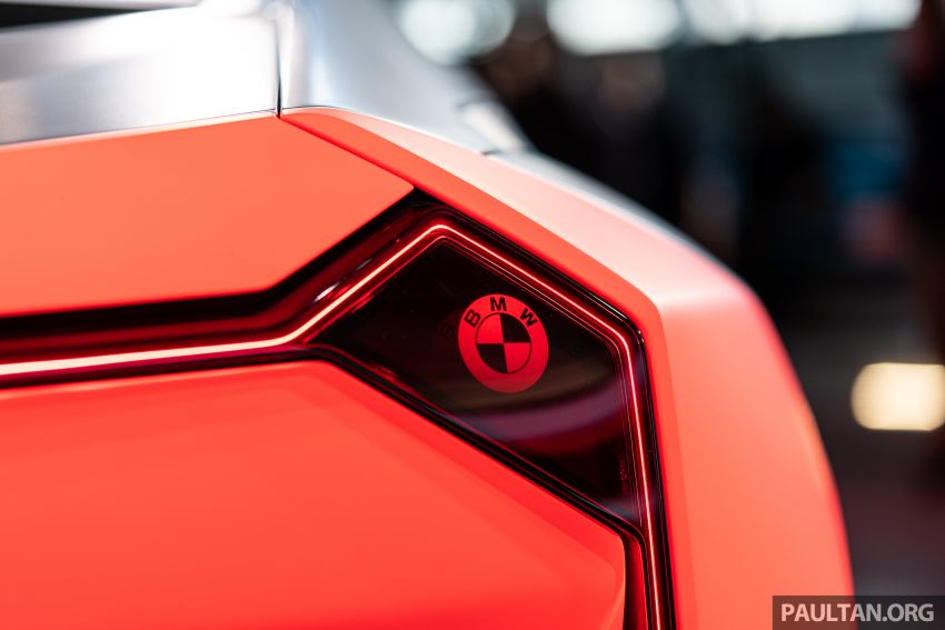 BMW Vision M Next previews M1 supercar's successor – a dedicated 600 hp, carbon-bodied plug-in hybrid Image #976735