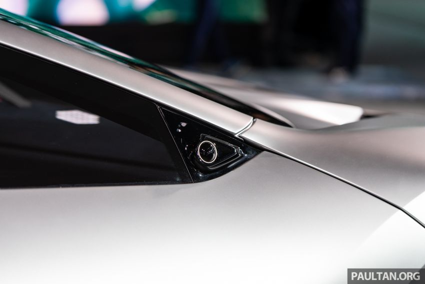 BMW Vision M Next previews M1 supercar's successor – a dedicated 600 hp, carbon-bodied plug-in hybrid Image #976738