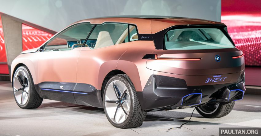 BMW speeds up its electromobility roadmap by two years – 25 model line-up to now be ready by 2023 Image #976752