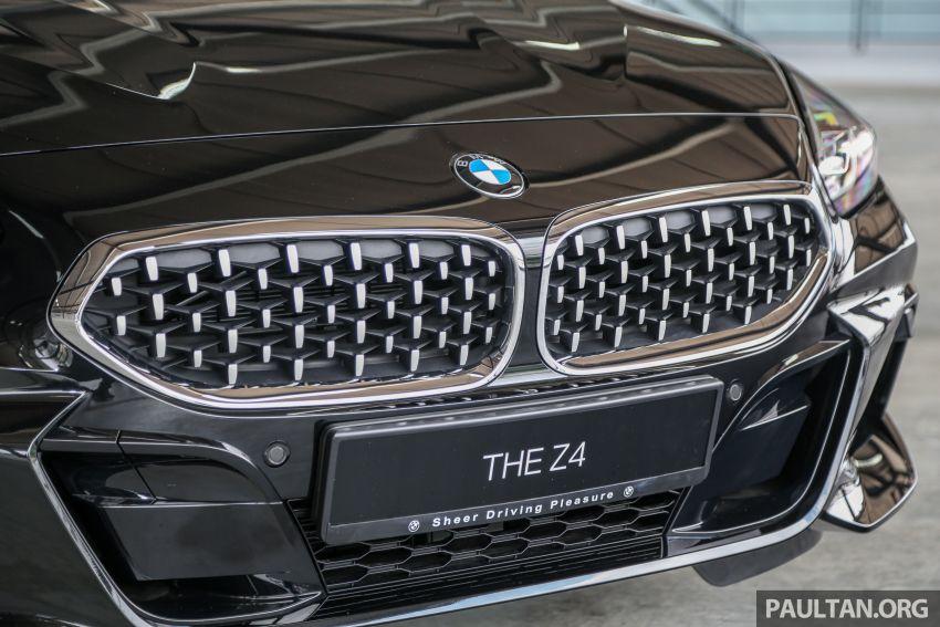 G29 BMW Z4 sDrive30i on show in Malaysia – RM457k Image #978816
