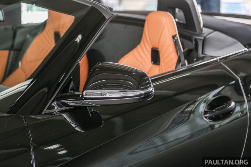 G29 BMW Z4 sDrive30i on show in Malaysia – RM457k Image #978819