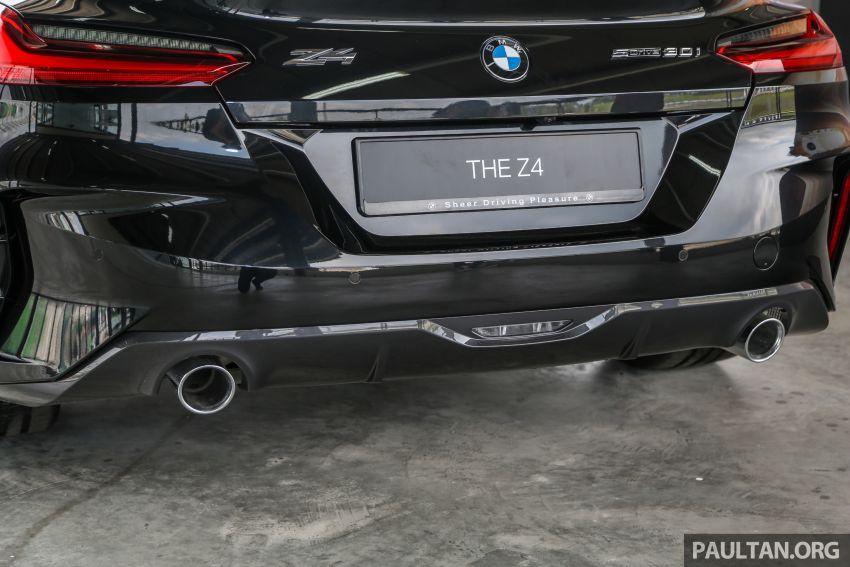 G29 BMW Z4 sDrive30i on show in Malaysia – RM457k Image #978829