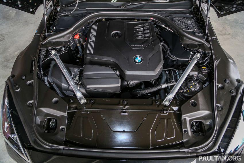 G29 BMW Z4 sDrive30i on show in Malaysia – RM457k Image #978831