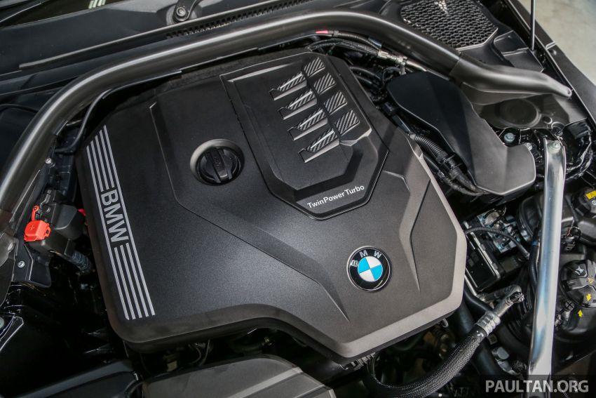 G29 BMW Z4 sDrive30i on show in Malaysia – RM457k Image #978832