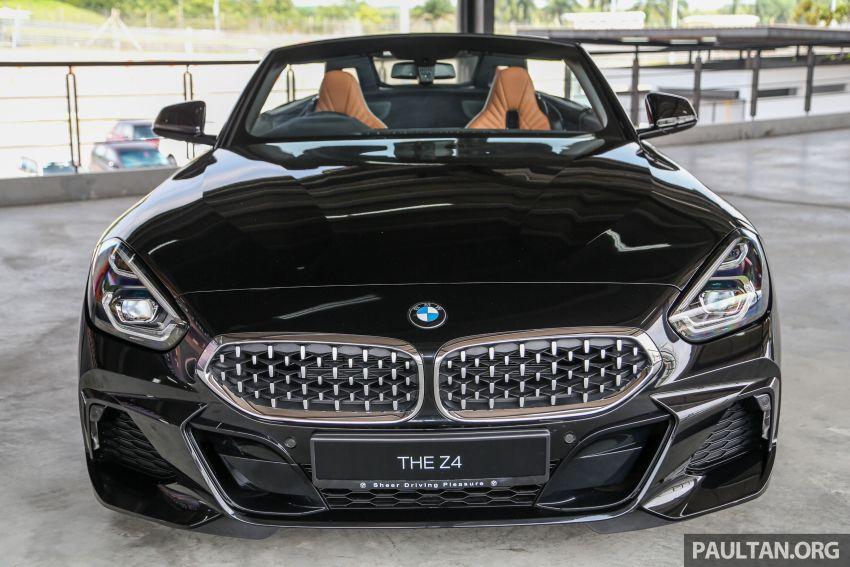G29 BMW Z4 sDrive30i on show in Malaysia – RM457k Image #978809