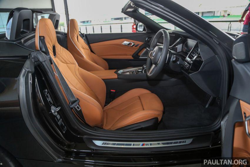 G29 BMW Z4 sDrive30i on show in Malaysia – RM457k Image #978795