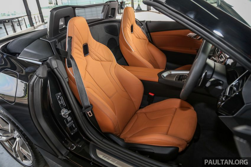 G29 BMW Z4 sDrive30i on show in Malaysia – RM457k Image #978797