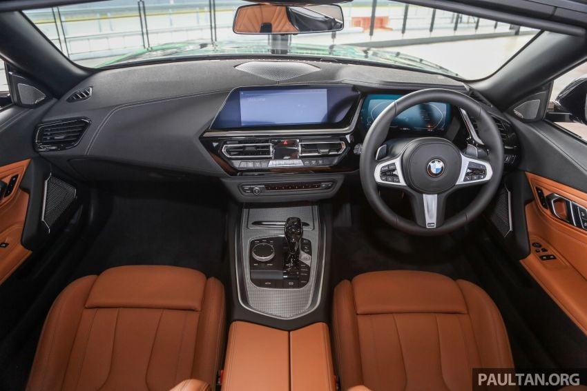 G29 BMW Z4 sDrive30i on show in Malaysia – RM457k Image #978834