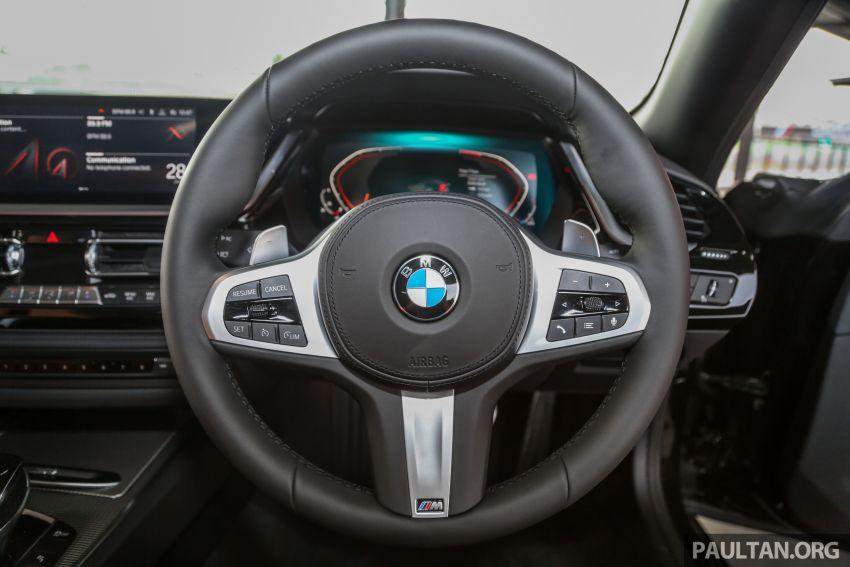 G29 BMW Z4 sDrive30i on show in Malaysia – RM457k Image #978835
