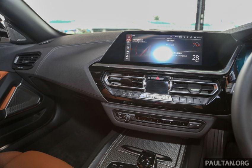 G29 BMW Z4 sDrive30i on show in Malaysia – RM457k Image #978838