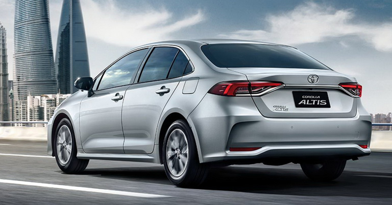 New Toyota Corolla Altis Set For Thailand Debut In Aug