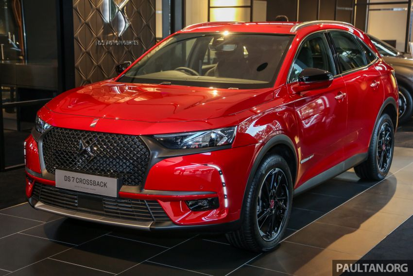 DS7 Crossback SUV launched in Malaysia – RM199,888 Image #978895