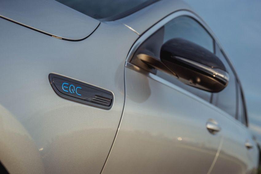 Mercedes-Benz EQC dipamerkan di M'sia – 408 hp/765 Nm, tempahan tahun 2020, anggaran dari RM600k Image #971256