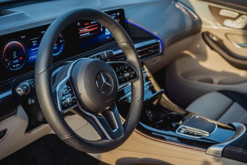 Mercedes-Benz EQC dipamerkan di M'sia – 408 hp/765 Nm, tempahan tahun 2020, anggaran dari RM600k Image #971257
