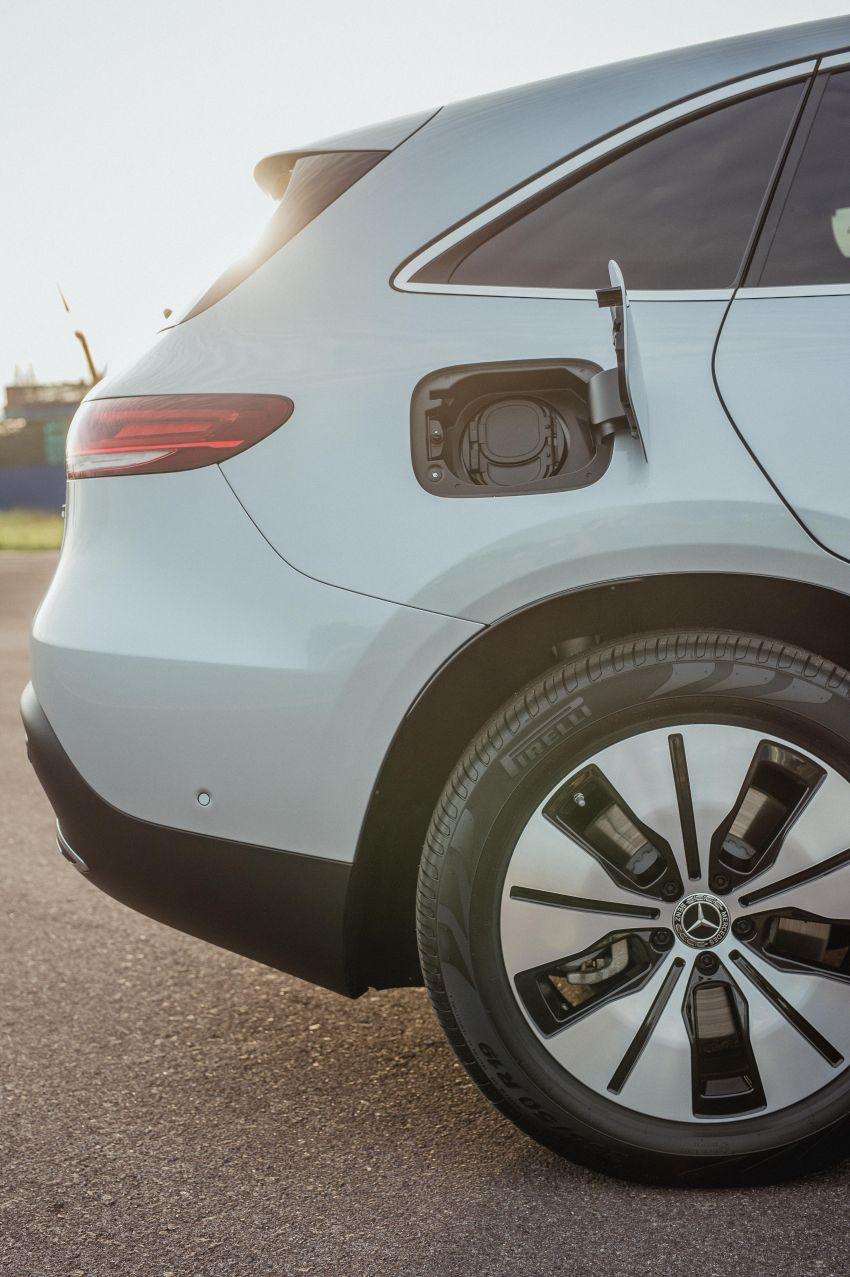 Mercedes-Benz EQC dipamerkan di M'sia – 408 hp/765 Nm, tempahan tahun 2020, anggaran dari RM600k Image #971276