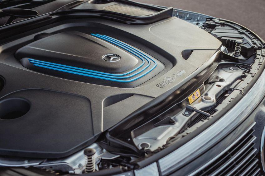 Mercedes-Benz EQC dipamerkan di M'sia – 408 hp/765 Nm, tempahan tahun 2020, anggaran dari RM600k Image #971279