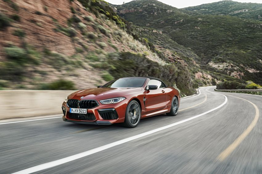F92 BMW M8 Coupé, F91 Convertible debut – 625 hp! Image #969034