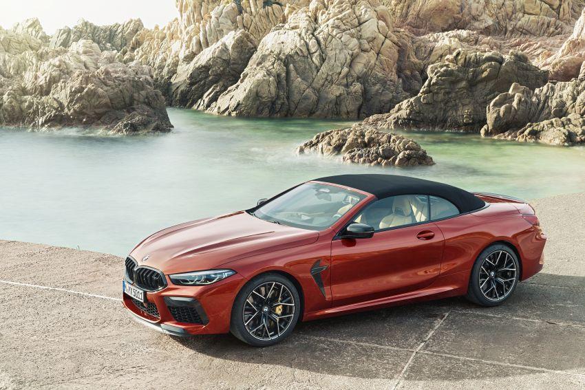 F92 BMW M8 Coupé, F91 Convertible debut – 625 hp! Image #969050