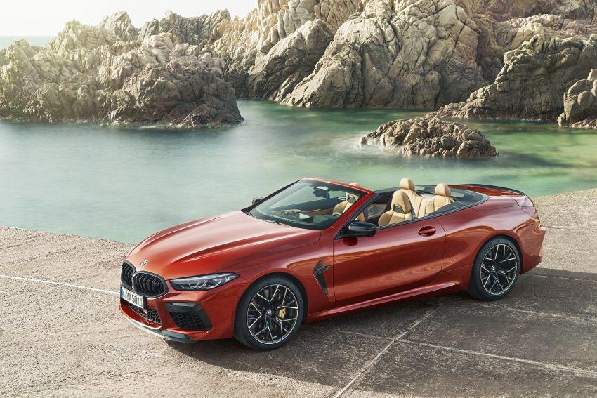 F92 BMW M8 Coupé, F91 Convertible debut – 625 hp! Image #969051