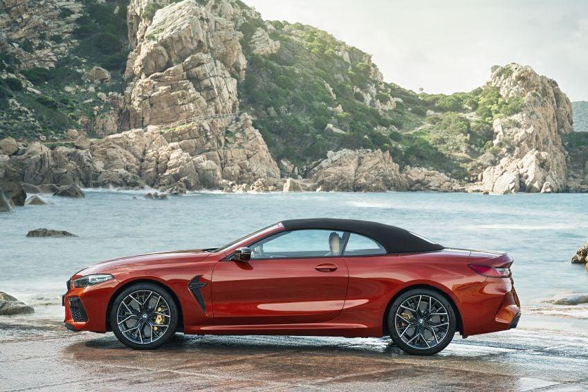F92 BMW M8 Coupé, F91 Convertible debut – 625 hp! Image #969055