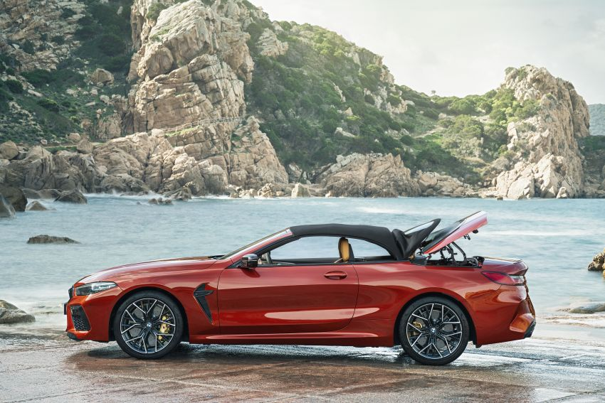 F92 BMW M8 Coupé, F91 Convertible debut – 625 hp! Image #969056
