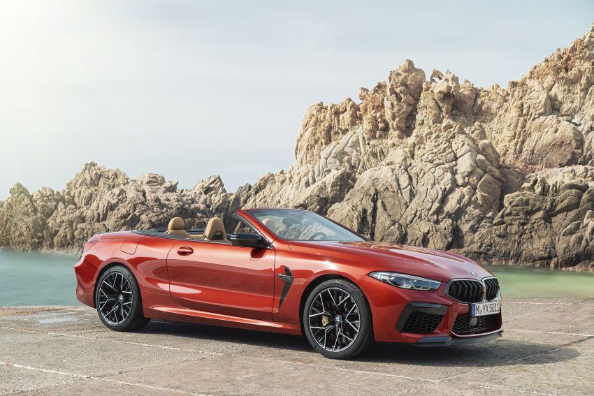 F92 BMW M8 Coupé, F91 Convertible debut – 625 hp! Image #969068