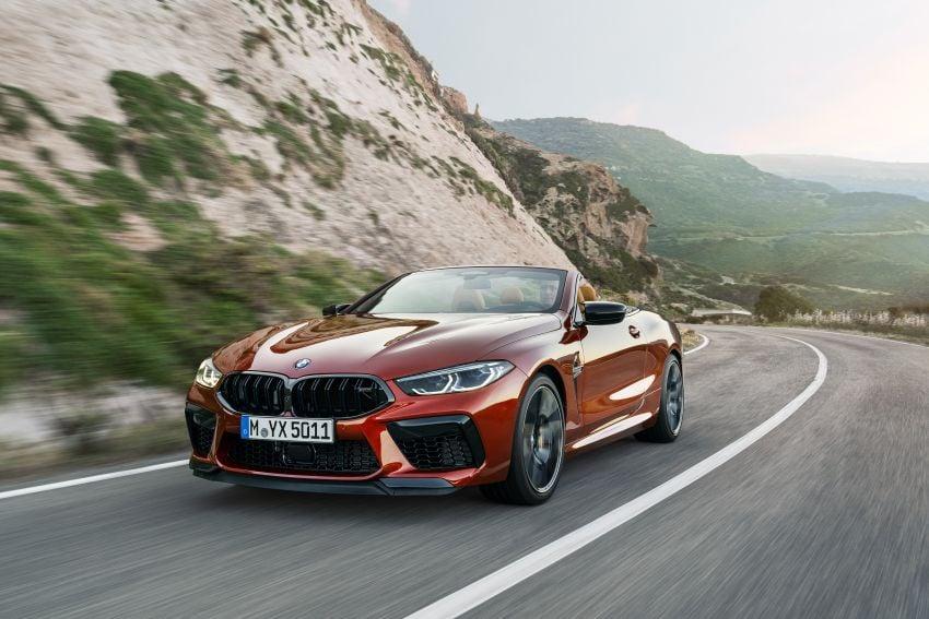 F92 BMW M8 Coupé, F91 Convertible debut – 625 hp! Image #969035