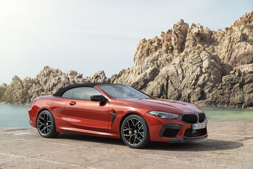 F92 BMW M8 Coupé, F91 Convertible debut – 625 hp! Image #969071