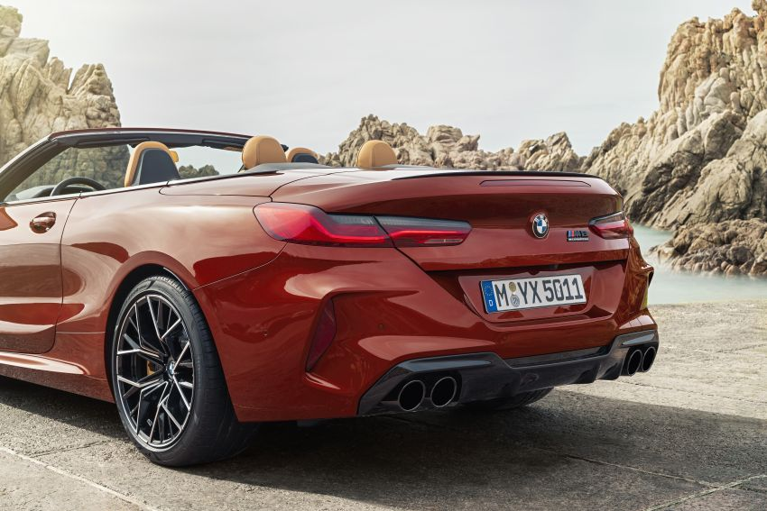 F92 BMW M8 Coupé, F91 Convertible debut – 625 hp! Image #969077