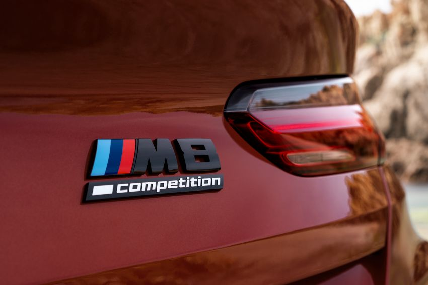 F92 BMW M8 Coupé, F91 Convertible debut – 625 hp! Image #969079