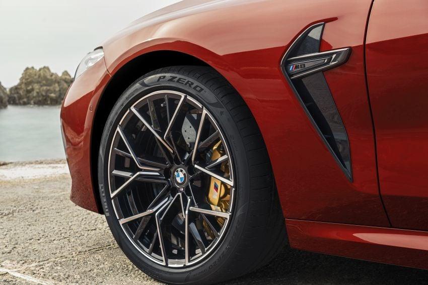 F92 BMW M8 Coupé, F91 Convertible debut – 625 hp! Image #969083