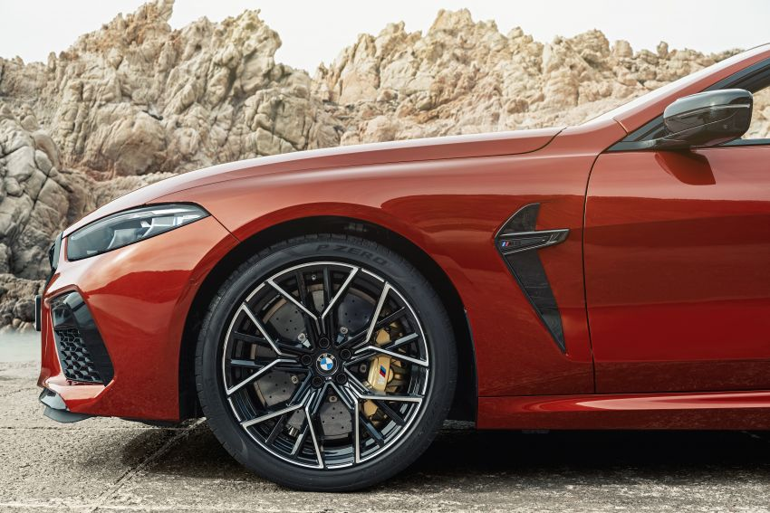 F92 BMW M8 Coupé, F91 Convertible debut – 625 hp! Image #969086