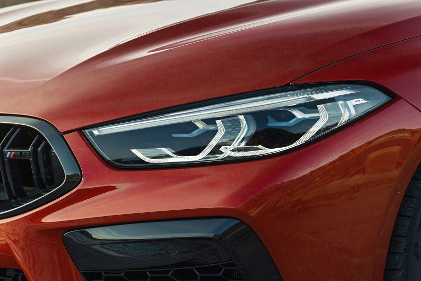 F92 BMW M8 Coupé, F91 Convertible debut – 625 hp! Image #969090