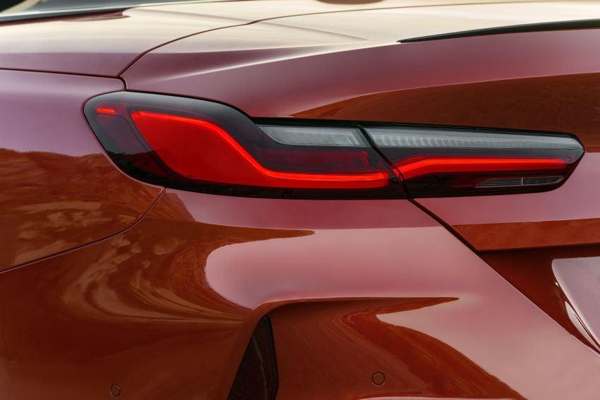 F92 BMW M8 Coupé, F91 Convertible debut – 625 hp! Image #969092