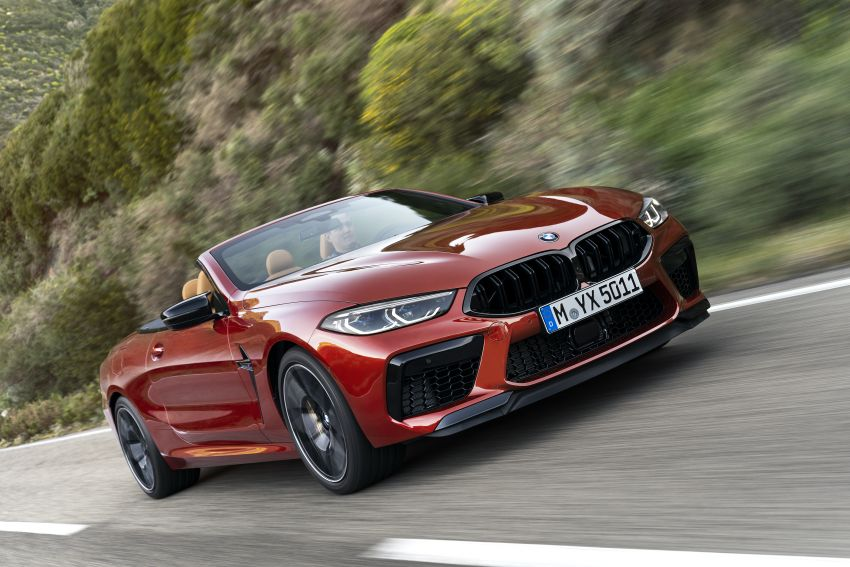 F92 BMW M8 Coupé, F91 Convertible debut – 625 hp! Image #969036