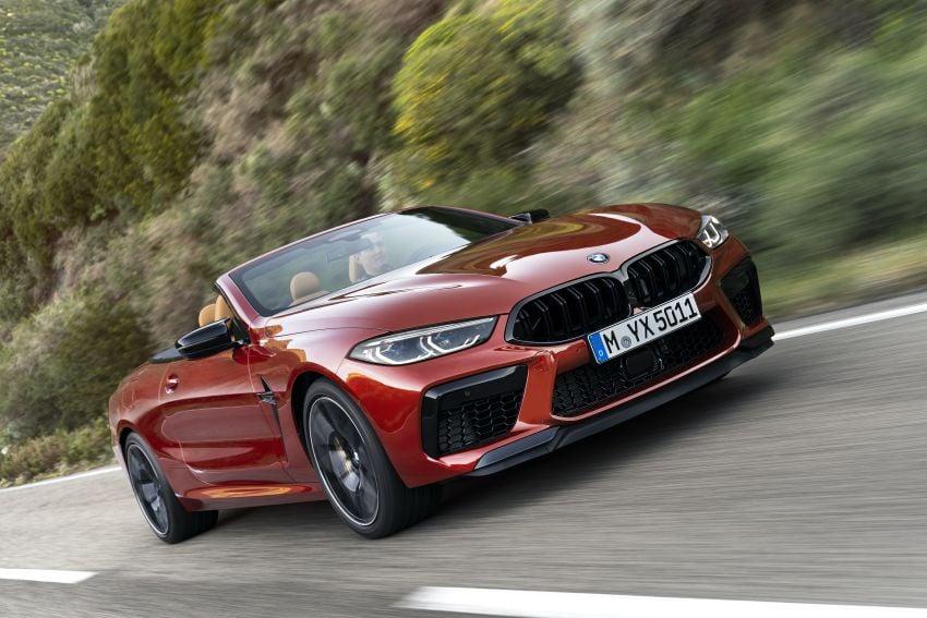 F92 BMW M8 Coupé, F91 Convertible debut – 625 hp! Image #969036