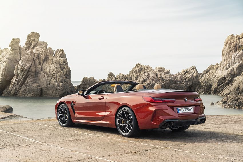 F92 BMW M8 Coupé, F91 Convertible debut – 625 hp! Image #969098