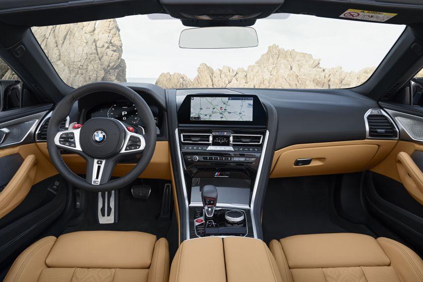F92 BMW M8 Coupé, F91 Convertible debut – 625 hp! Image #969107
