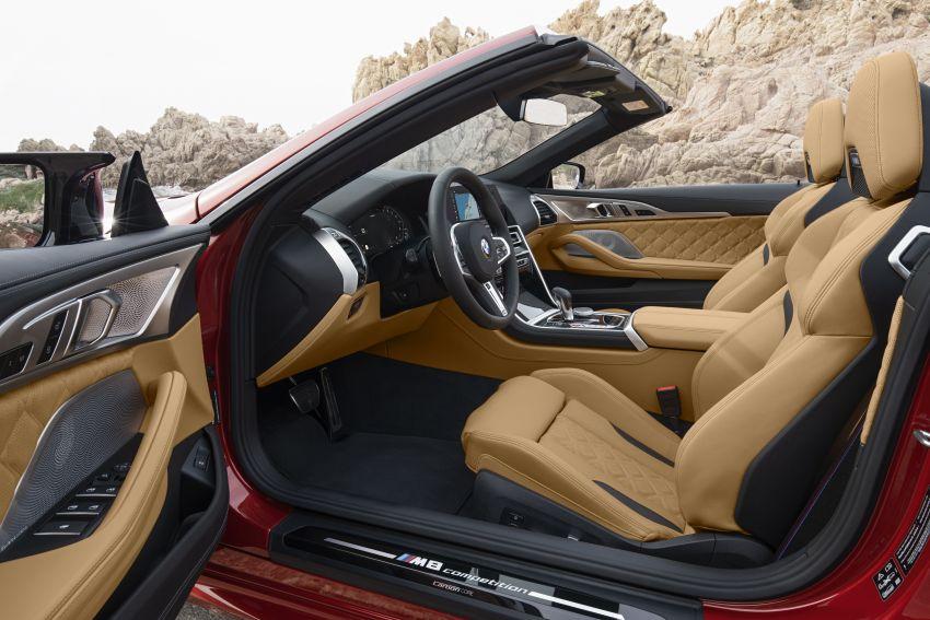 F92 BMW M8 Coupé, F91 Convertible debut – 625 hp! Image #969115