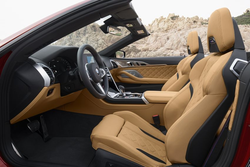 F92 BMW M8 Coupé, F91 Convertible debut – 625 hp! Image #969119