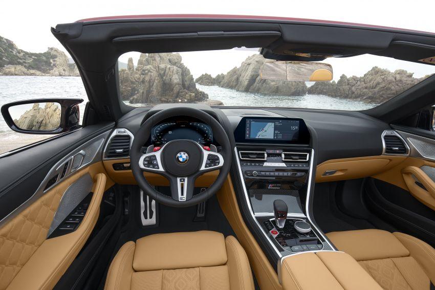 F92 BMW M8 Coupé, F91 Convertible debut – 625 hp! Image #969122