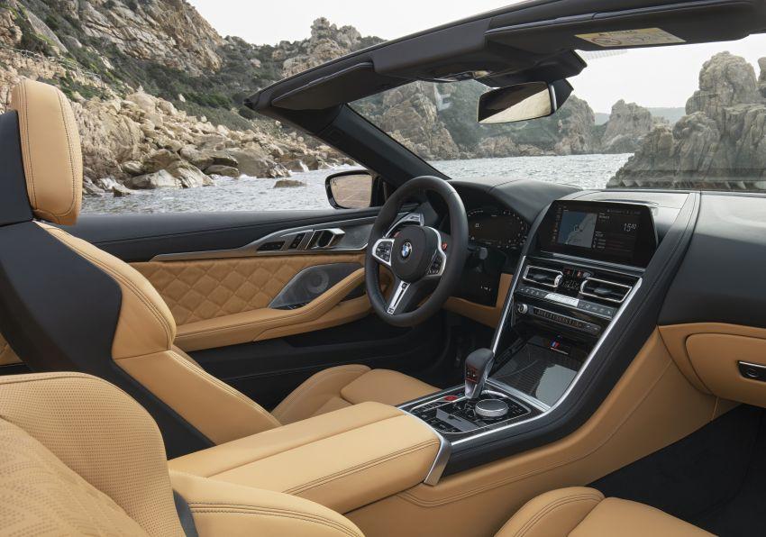 F92 BMW M8 Coupé, F91 Convertible debut – 625 hp! Image #969136