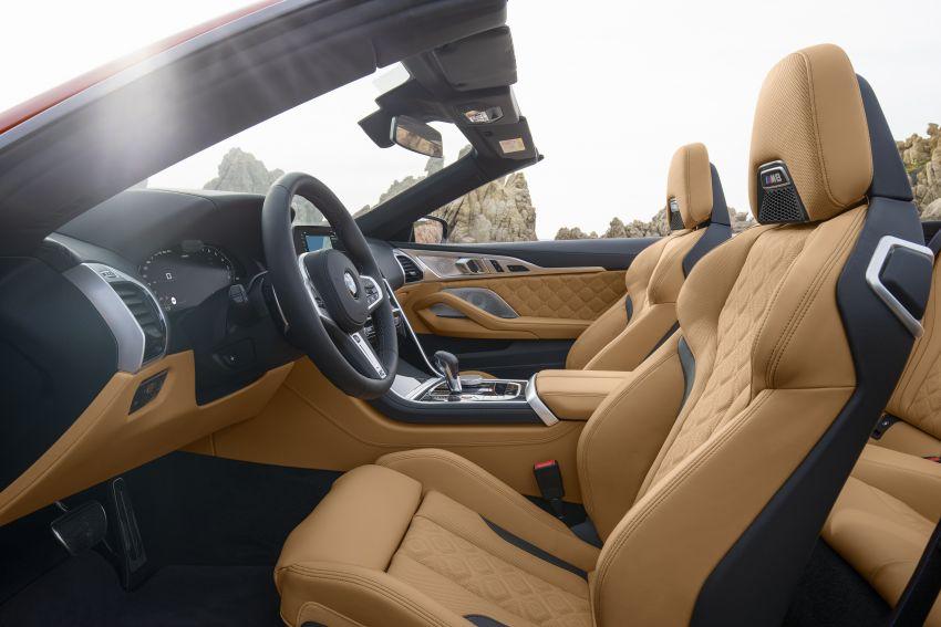 F92 BMW M8 Coupé, F91 Convertible debut – 625 hp! Image #969137