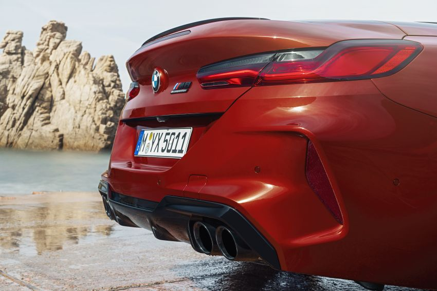 F92 BMW M8 Coupé, F91 Convertible debut – 625 hp! Image #969038