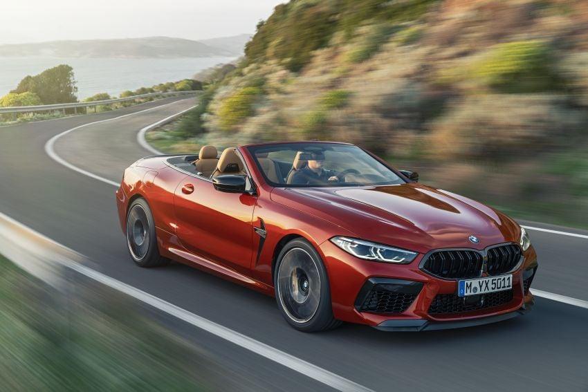 F92 BMW M8 Coupé, F91 Convertible debut – 625 hp! Image #969044